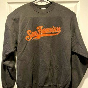Vintage San Francisco Mens Pullover Sweater